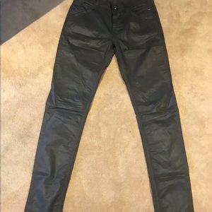 Rick Owens Waxed Jeans DRKSDW